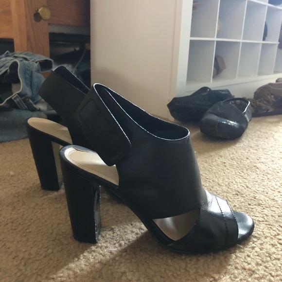 644de2fe98 Marc Fisher Shoes | Cut Out Peep Toe Booties | Poshmark
